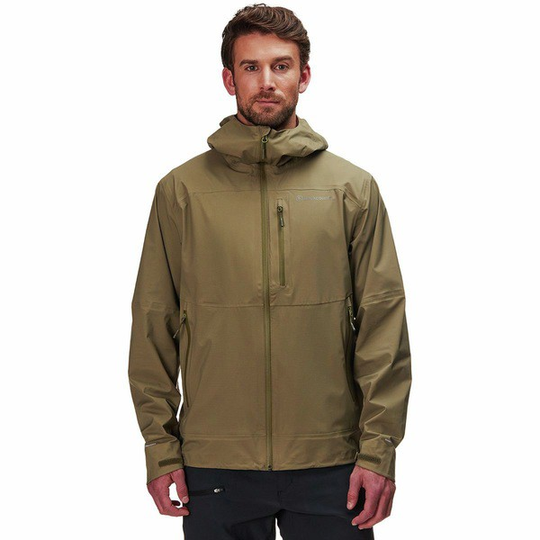 憧れ バックカントリー メンズ ジャケット&ブルゾン アウター Uinta 3L Stretch Jacket Rain アウター メンズ Jacket - Men's Army Green, 中古オフィス家具販売ココロ:4bb232d4 --- kzdic.de