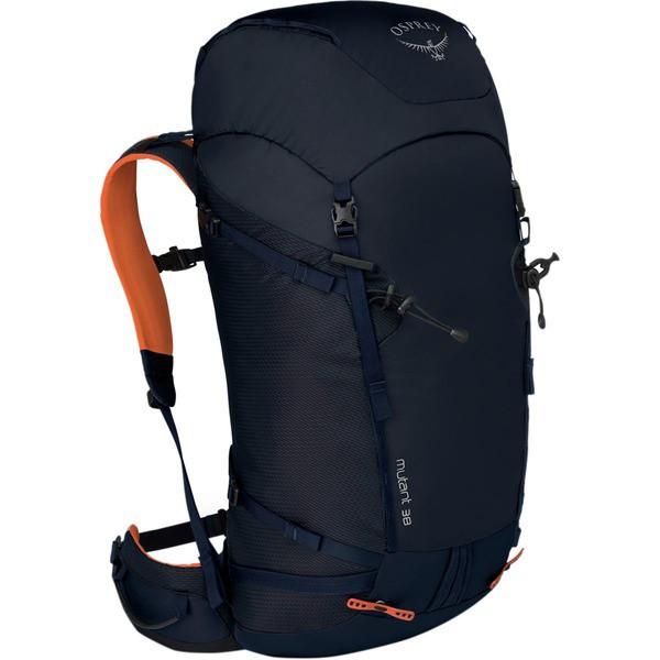 当店だけの限定モデル オスプレーパック メンズ バックパック Backpack 38L・リュックサック バッグ Mutant 38L Backpack Blue メンズ Fire, 華みち:7dcf8a3f --- chevron9.de