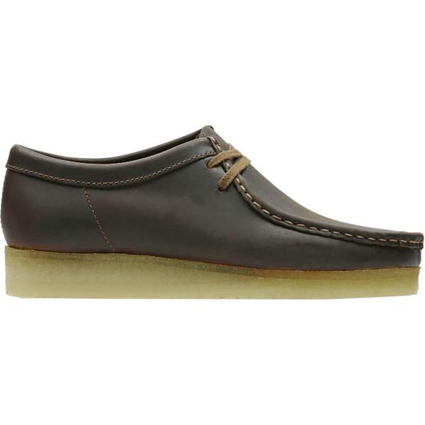 超可爱 クラークス メンズ スニーカー シューズ Wallabee Shoe - Men's Beeswax, リボン通販 84aed444