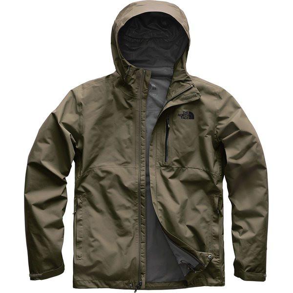 【信頼】 ノースフェイス メンズ Men's ジャケット Jacket&ブルゾン ノースフェイス アウター Dryzzle Hooded Jacket - Men's New Taupe Green, こだわり雛の里 甲冑の三京:938315f0 --- kzdic.de