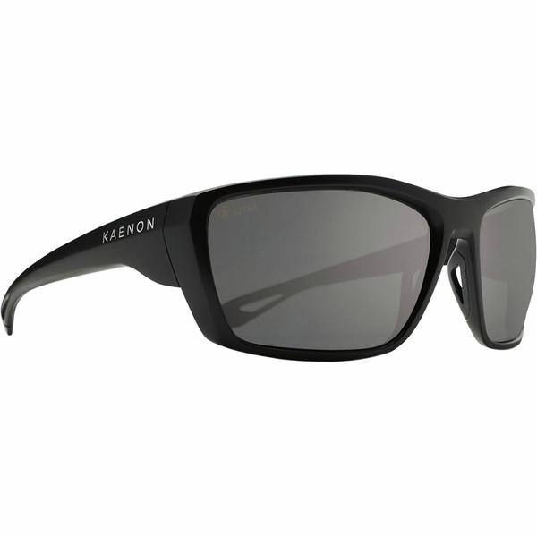 超人気 カエノン メンズ サングラス・アイウェア アクセサリー Arcata Polarized Sunglasses Matte Black/Copper-Silver Mirror, 最終決算 f9f2ecf8