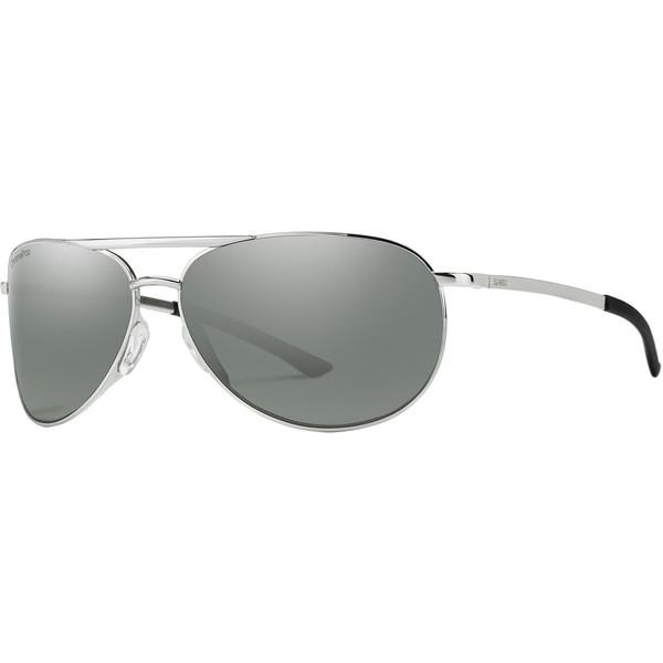一番人気物 スミス Slim メンズ サングラス・アイウェア アクセサリー Silver/Polarized Serpico ChromaPop 2 Slim ChromaPop Polarized Sunglasses Silver/Polarized Platinum, unstitch:bc65ca6d --- bertholdhanfstein.de