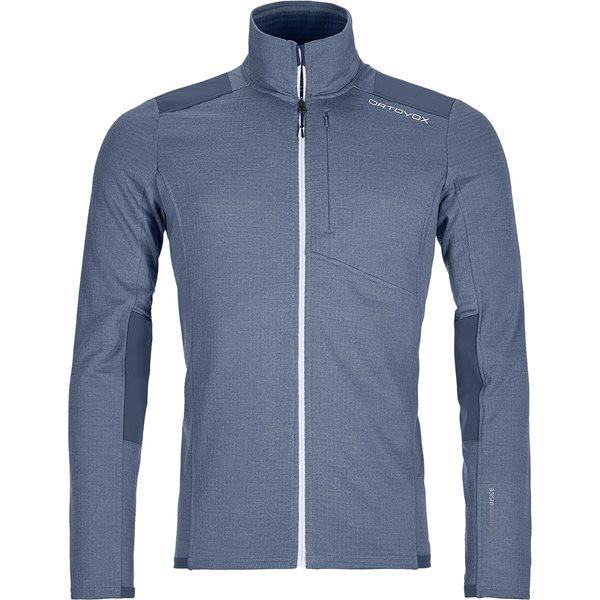 【70%OFF】 オルトボックス メンズ ジャケット&ブルゾン アウター Fleece Light Grid Jacket - Men's Night Blue, DAISHIN工具箱 52b5ad2f