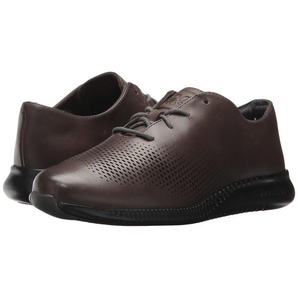 驚きの値段 コールハーン レディース Dark シューズ オックスフォード シューズ 2.Zerogrand LSR Wing Dark Roast LSR Leather/Black, ロクノヘマチ:d2d423ee --- net-fair.de