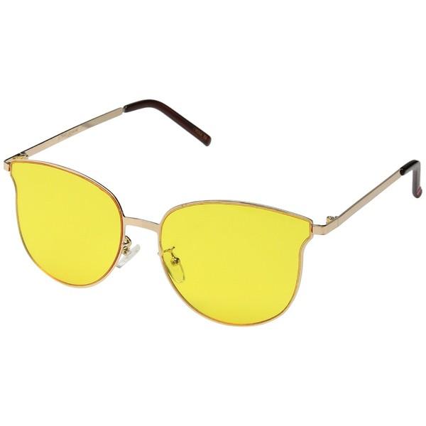 ベッツィジョンソン レディース サングラス&アイウェア アクセサリー BJ489109 Yellow