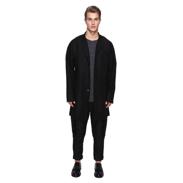 公式の店舗 プライベートストック メンズ コート アウター Kepler Coat Black, アクセサリーパーツのtama工房 f8092912