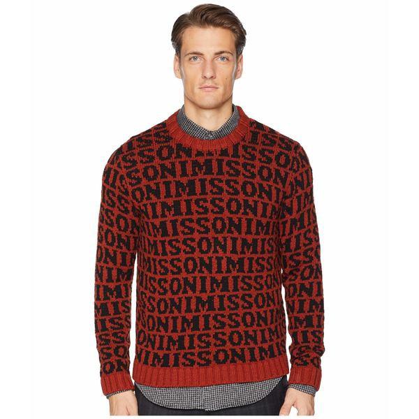 新しく着き ミッソーニ メンズ ミッソーニ ニット&セーター アウター アウター メンズ Logo Sweater Brown/Black, KIDS-STYLE ホアシ:91123cf9 --- united.m-e-t-gmbh.de