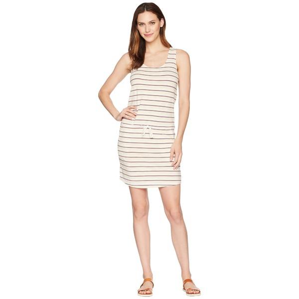 カーブデザイン レディース ワンピース トップス Aliso Dress Sparrow Sun Stripe