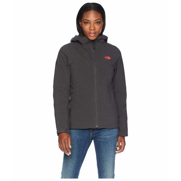 ふるさと納税 ノースフェイス レディース コート アウター ThermoBall Triclimate Jacket TNF Dark Grey Heather, 部品堂 658894dd