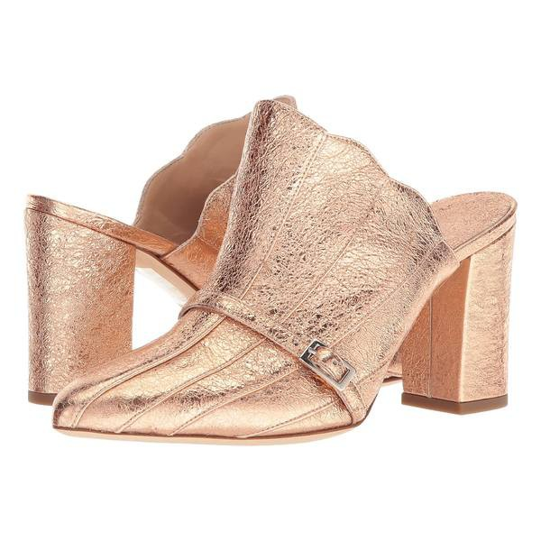 新しいコレクション ラシンカール レディース ヒール ヒール Pink シューズ Scallop Edge Mule Pink Mule K3 Rocher, セレクトショップ Sakura:babc57ca --- zafh-spantec.de