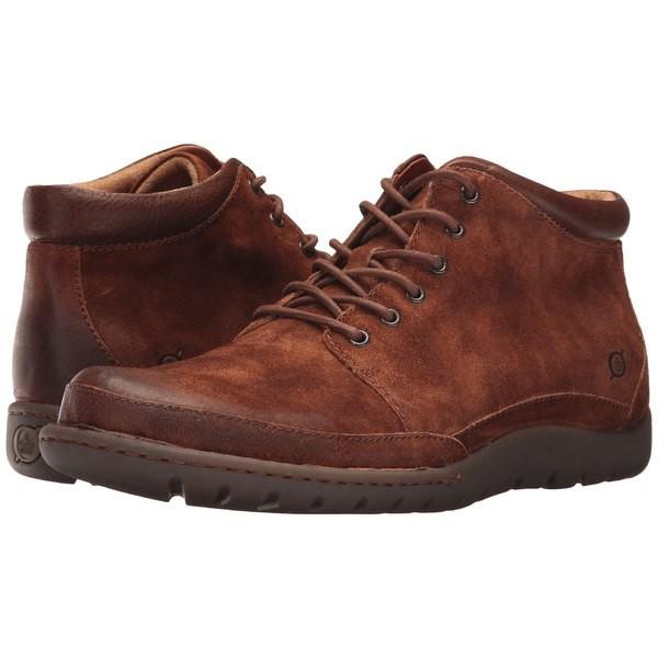 絶妙なデザイン ボーン メンズ ブーツ メンズ&レインブーツ シューズ Nigel Boot Boot Rust/Brown Nigel Combo, 南陽市:6c3e7636 --- kzdic.de