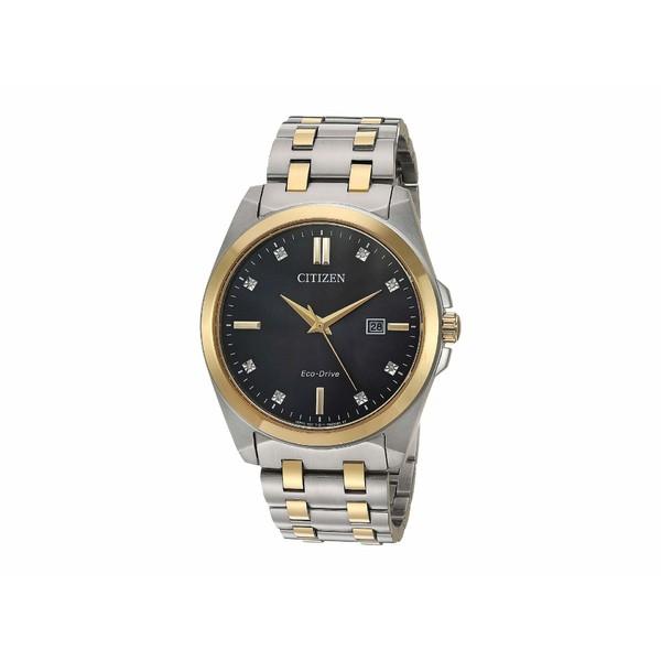 新しいブランド シチズンウォッチ メンズ 腕時計 アクセサリー BM7107-50E Corso Black, カミカワチマチ de752bea