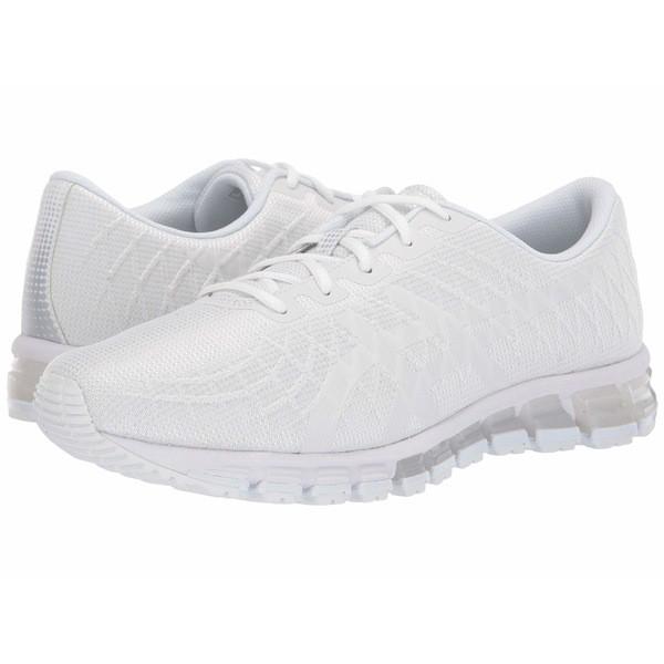 注目 アシックス メンズ スニーカー シューズ GEL-Quantum 180 4 White/White, エムスタ 019b90ca