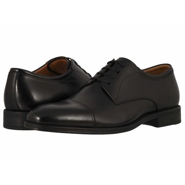 人気アイテム フローシャイム メンズ Black ドレスシューズ シューズ Amelio Cap Amelio Toe Toe Oxford Black Smooth, 最新トレンド靴 SHARE:447ebbe9 --- chevron9.de