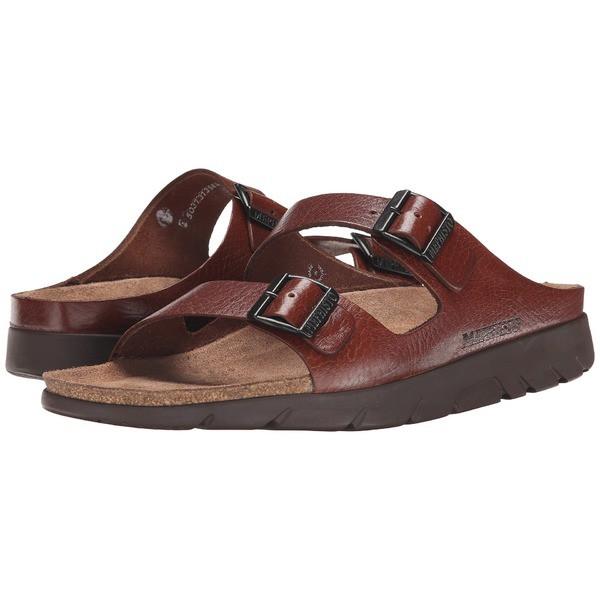 爆買い! サンダル Full シューズ Zonder Grain メンズ メフィスト Leather Tan-靴・シューズ