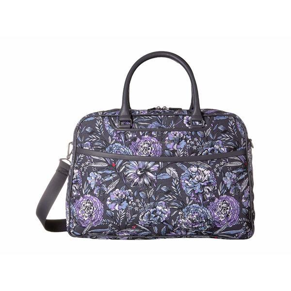 セール 登場から人気沸騰 ベラブラッドリー レディース ボストンバッグ バッグ Iconic Lay Flat Weekender Bag Lavender Bouquet, ニシムログン 7661a19e