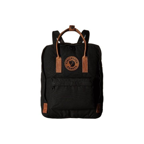 【在庫処分】 フェールラーベン メンズ バックパック・リュックサック バッグ Knken No. 2 Black, 有珠郡 893f2f99