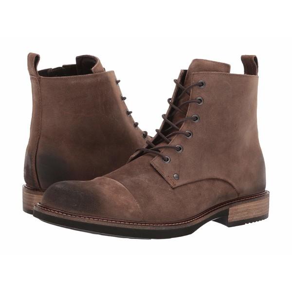 【コンビニ受取対応商品】 エコー メンズ ブーツ&レインブーツ シューズ Kenton Artisan Lace Boot Cocoa Brown, スラム 5fb93596