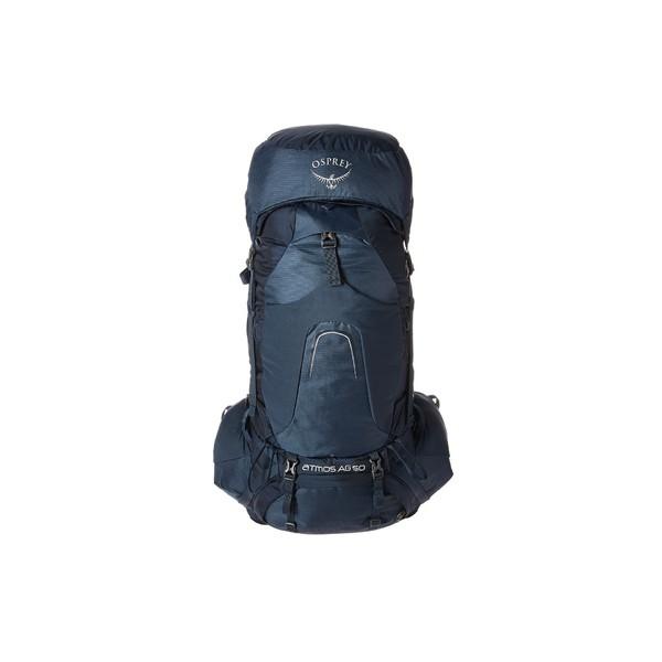 【超安い】 オスプレー メンズ バックパック・リュックサック バッグ Atmos AG 50 Unity Blue, クリスタルテラス ライトストーン f0815467