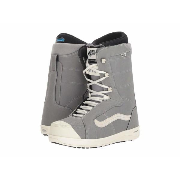 超人気 バンズ メンズ ブーツ&レインブーツ シューズ Hi-Standard Pro '18 Grey/White, ボンボン製菓オンラインショップ 52d2628f