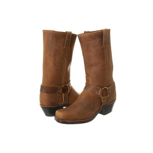 新作からSALEアイテム等お得な商品満載 フライ レディース ブーツ&レインブーツ シューズ Harness 12R Dark Brown Crazy Horse, ソファ専門店 モデュロール b6ff6d44