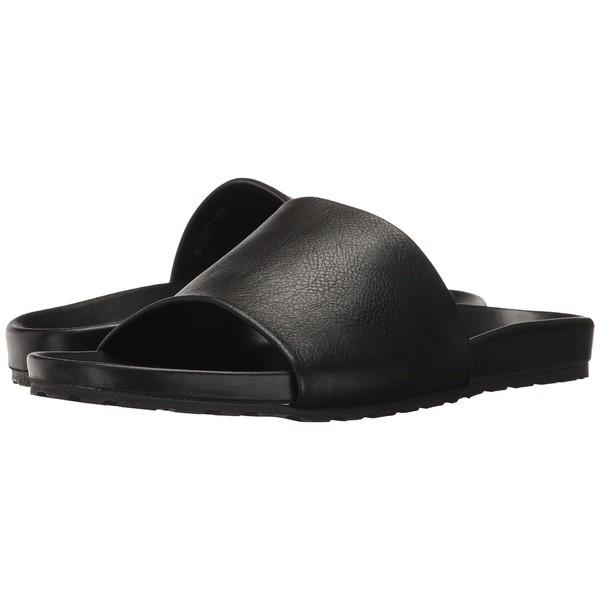 激安特価 マッシモマッテエロ メンズ サンダル シューズ Comfort Slide Black, SOREGET 3793ee57