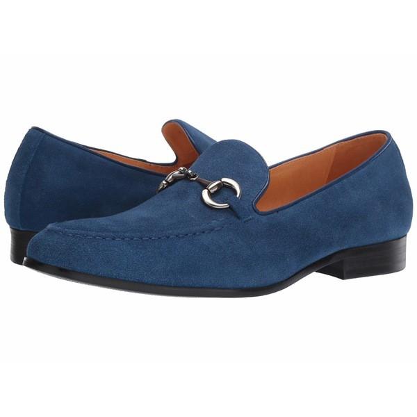 新しいコレクション カルッチ メンズ スリッポン・ローファー シューズ A Bit More Blue, リング工房 スタイルリング e655f47e