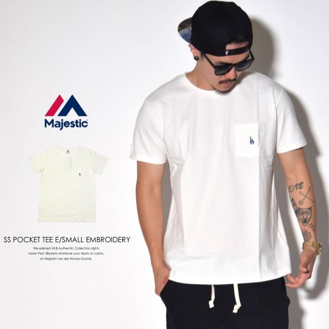 b8b759dfc229e セール MAJESTIC マジェスティック ポケットTシャツ ロサンゼルス・ドジャース 夏