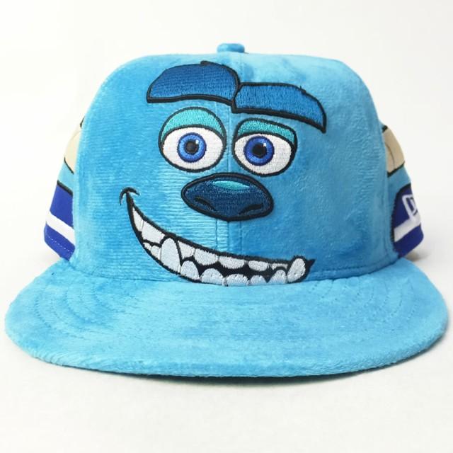 ニューエラ キャップ 帽子 コラボ NEW ERA 59FIFTY MONSTERS UNIVERSITY モンスターズ・ユニバーシティ サリー