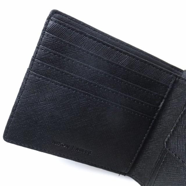 [新作][P×10倍] NIXON ニクソン 二つ折り財布 メンズ レザー 本革 牛革 MILLS II WALLET ミルズ2 ウォレット ブラック (NC2727000-00)