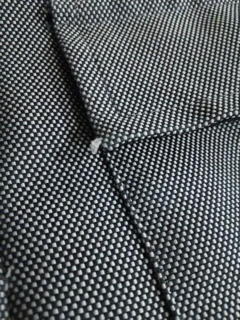 アンタイトル UNTITLED コート 2 レディース 黒×白 ショート丈/冬物【中古】