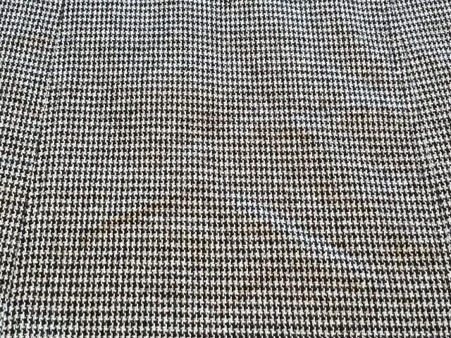 レストローズ L'EST ROSE ワンピース サイズ2 M レディース 黒×アイボリー 千鳥格子【中古】