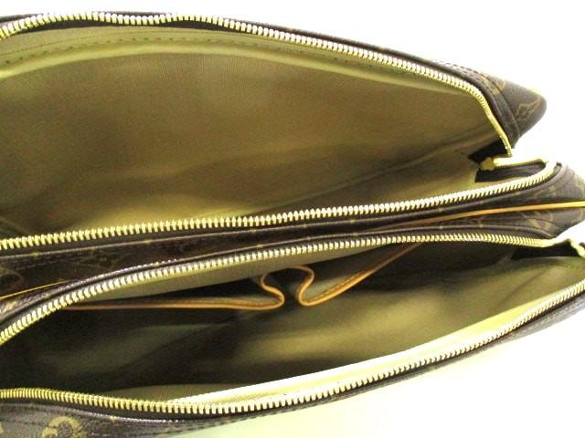 ルイヴィトン LOUIS VUITTON ショルダーバッグ モノグラム レディース 美品 リポーターGM M45252 モノグラム・キャンバス【中古】