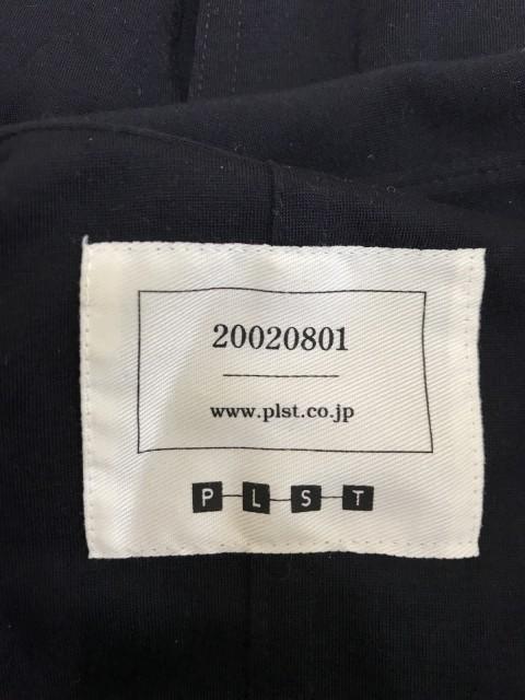 プラステ PLS+T(PLST) トレンチコート レディース ダークネイビー 春・秋物【中古】