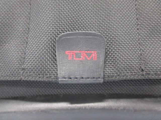 トゥミ TUMI キャリーバッグ 26103DH 黒 TUMIナイロン【中古】