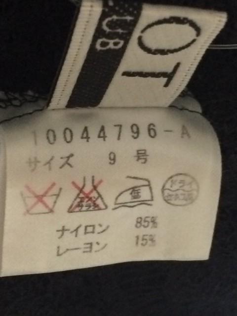 スコットクラブ SCOTCLUB ボレロ レディース 黒 レース/花柄/シースルー【中古】