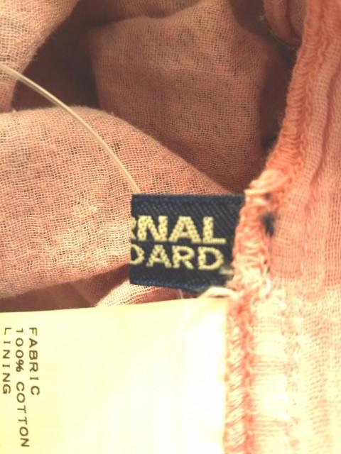 ジャーナルスタンダード JOURNALSTANDARD ワンピース レディース ピンク×ダークグレー 花柄【中古】