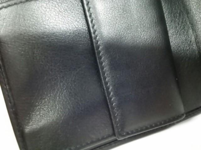 サルバトーレフェラガモ SalvatoreFerragamo 財布 レディース 美品 ガンチーニ 黒 レザー【中古】