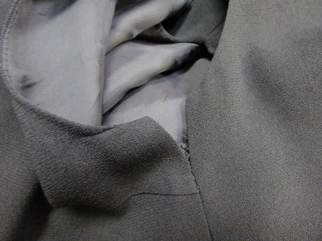 アリクアム Aliquam オールインワン サイズ38 M レディース 美品 黒【中古】