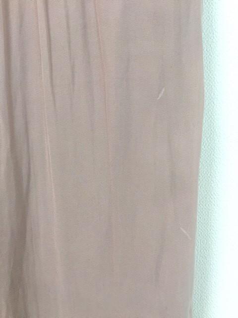 ザディグエヴォルテール Zadig&Voltaire ワンピース サイズ34 S レディース ピンク×ライトグレー LUXE【中古】