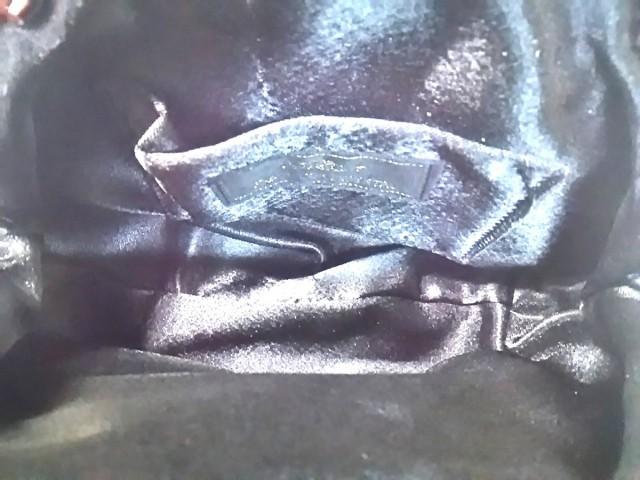 グレースコンチネンタル ショルダーバッグ レディース 黒×マルチ レース/ビジュー 化学繊維×プラスチック×金属素材【中古】