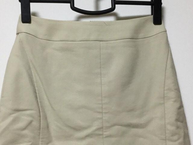 クミキョク 組曲 KUMIKYOKU スカートスーツ サイズ2 M レディース アイボリー【中古】