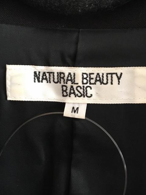 ナチュラルビューティー ベーシック NATURAL BEAUTY BASIC レディースパンツスーツ サイズM レディース 黒【中古】