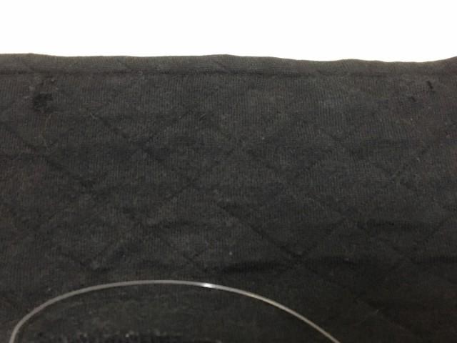 イーストボーイ EASTBOY コート サイズ9 M レディース 黒 キルティング/春・秋物【中古】