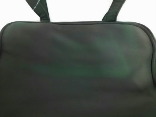 ミュウミュウ miumiu ハンドバッグ レディース - ダークグリーン 化学繊維【中古】
