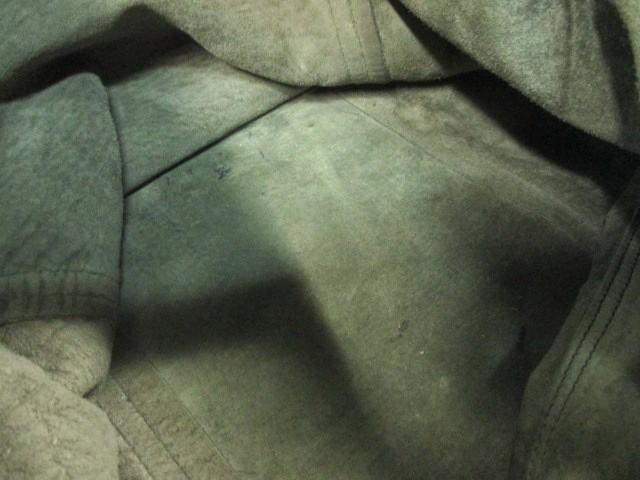 イヴサンローランリヴゴーシュ トートバッグ レディース ダウンタウンバッグ 257433 カーキ レザー【中古】