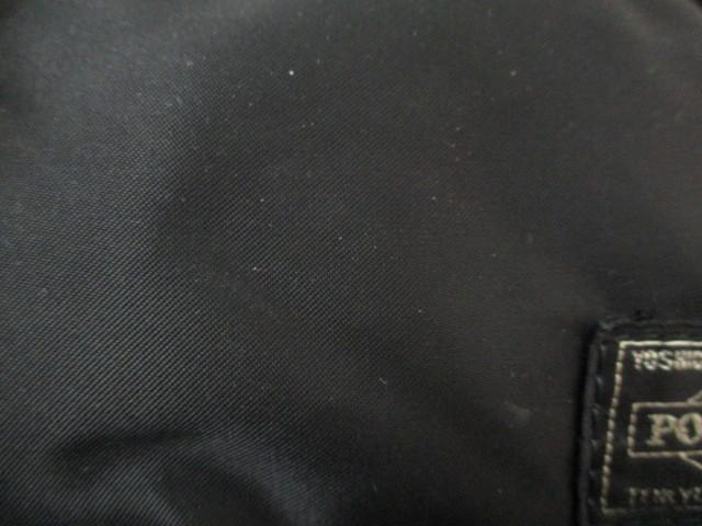 ポーター PORTER/吉田 ウエストポーチ レディース タンカー 黒 ナイロン【中古】