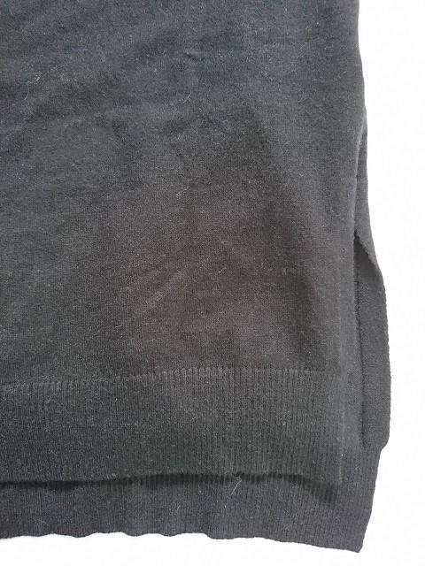 スカラー ScoLar ワンピース サイズM レディース 美品 黒 タートルネック/ニット【中古】