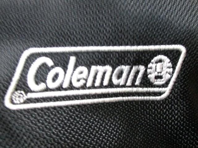 コールマン Coleman リュックサック レディース 黒 ナイロン【中古】