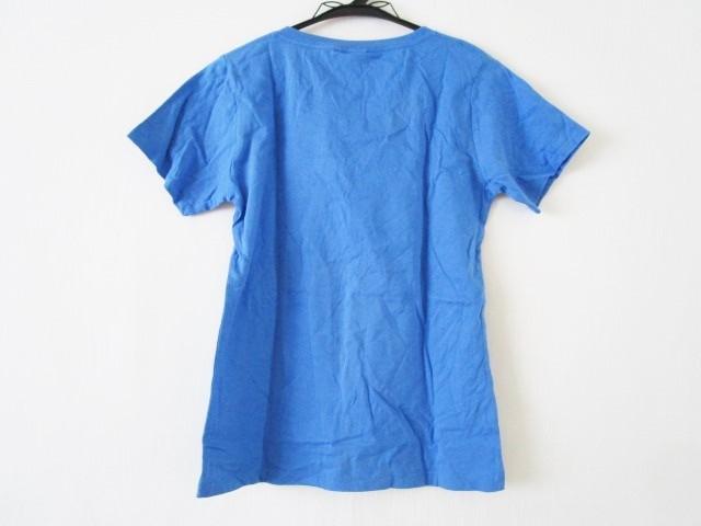 キューン CUNE 半袖Tシャツ サイズM レディース ブルー ウサギ【中古】